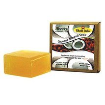 Khadi Abeers Coconut Almond Luxury Soap - $12.73