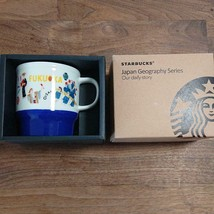 Japan Starbucks Fukuoka Limited Edition Mug Bland New - $44.37