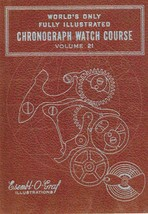 Valjoux Cal. 13 L 72-C Chronograph - How to Repair - Book-CD - $6.99
