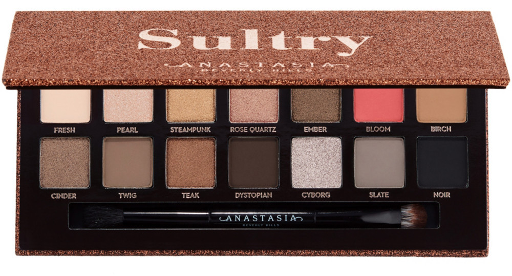 Anastasia Beverly Hills *Sultry* Eyeshadow Palette - $80.00