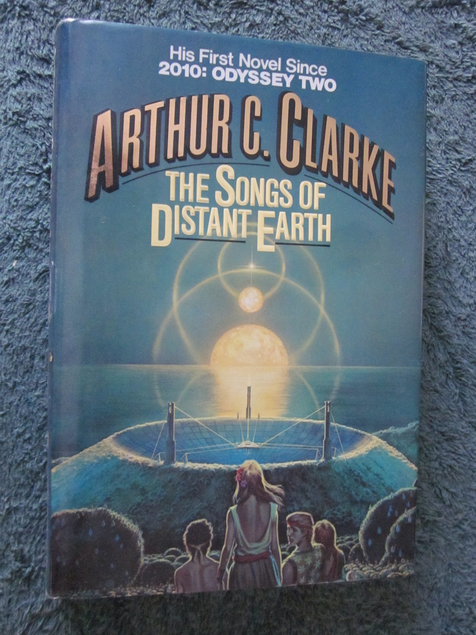 Arthur C. Clarke The Songs of Distant Earth Novel