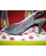 WOMEN SHOES, NEW Bouquets (Suzy) Pewter Gray 9W - €4,35 EUR