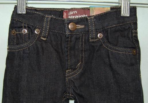 Levis Jeans 12 Months Tumbled Rigid 514 Slim Straight