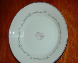 "Signature Collection Select Fine China Petite Bouquet  Side Dish 7 1/2"" - $6.95"