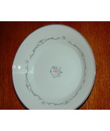"""Signature Collection Select Fine China Petite Bouquet  Side Dish 7 1/2"""" - $6.95"""