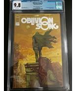 Oblivion Song #1 - CGC 9.8 - Pink Signature Variant - Robert Kirkman - $139.99