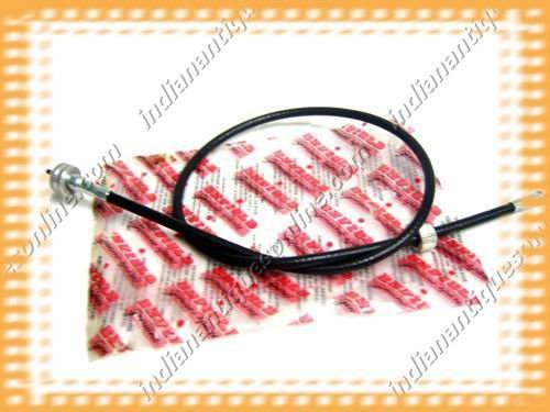 Genuine Royal Enfield Bullet 4 speed Speedometer Cable