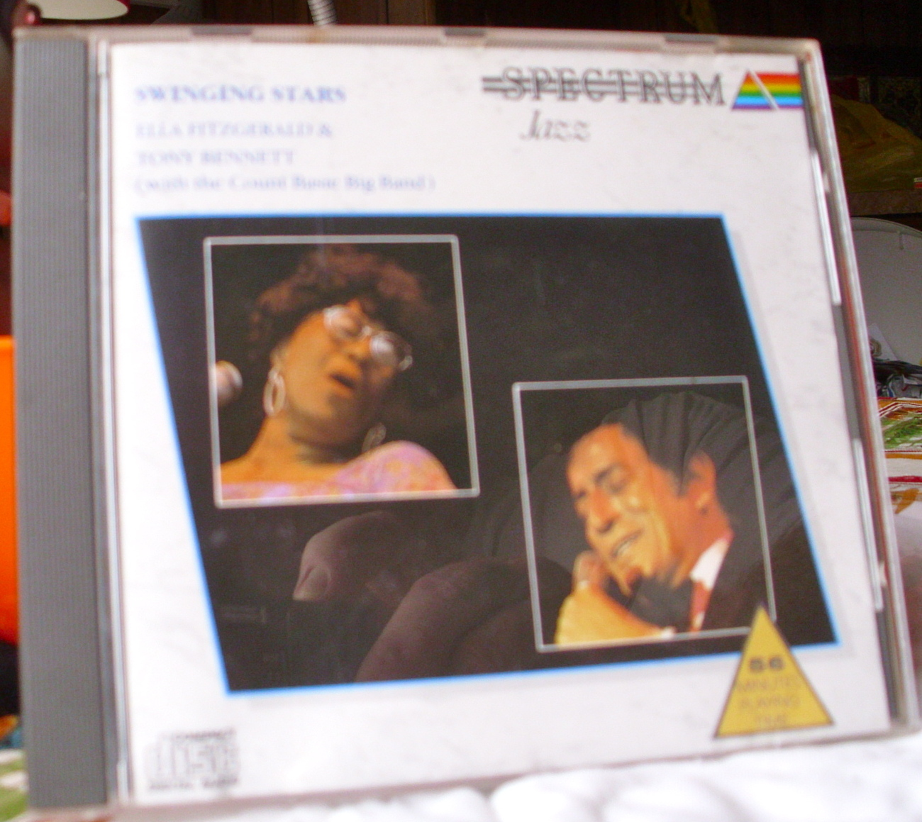 Imported Duet CDs (2) - Jazz & Easy Listening