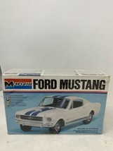 MONOGRAM FORD MUSTANG 1/32  PLASTIC MODEL KIT 1979 Sealed - $19.34