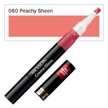 Revlon Creme Cream Lip Gloss Shine Peachy Sheen 060 Make Up - $5.29