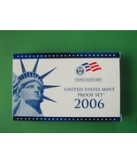 UNITED STATES MINT PROOF SET 2006 - $30.08 CAD