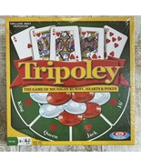 Tripoley Deluxe Mat Version Michigan Rummy Hearts & Poker In Box -  New ... - $29.99