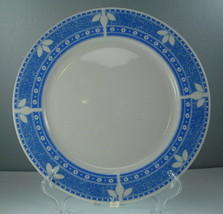 Belagio Blue and White Floral Salad Plate - $9.27