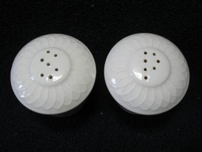 Homer Laughlin China Restaurant Ware Gothic S/P Shakers