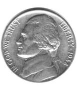 """"""" S """" Mint U.S. Jefferson Nickles - Per Roll - ₨986.81 INR"""