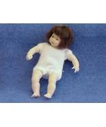 Toddler Doll WIGGED Undressed Heidi Ott Dollhouse BRN/BRN - $43.00