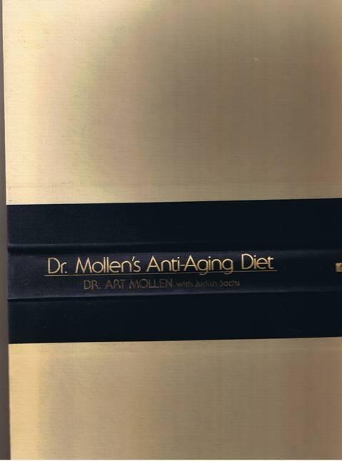 Dr. Mollen's Anti-Aging Diet - Dr. Art Mollen with Judith Sa