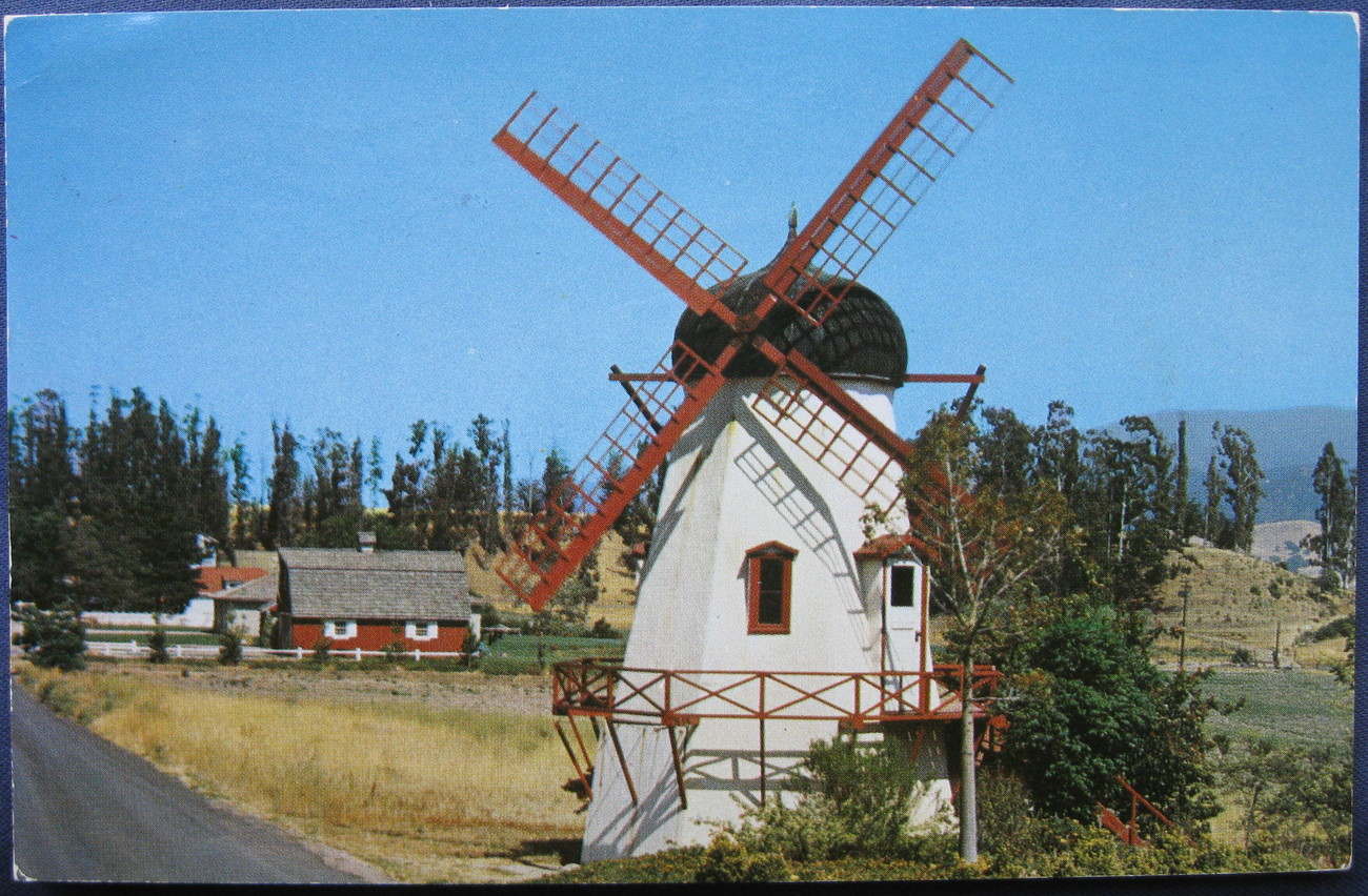 California dutch windmill 1 1