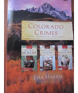 Colorado Crimes Christian Romance Mysteries 3 i... - $7.99