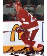 1997 Pacific Paramount Special Red Parallel Darren McCarty - $1.75