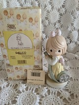 Enesco Precious Moments You Outhta Be In Pictures Figure 490327 - $9.69