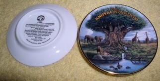 Disney  Animal Kingdom miniature plate