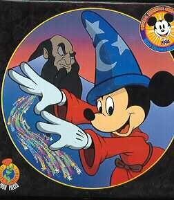 Disneyana Mickey Sorcerer 1994 Plate