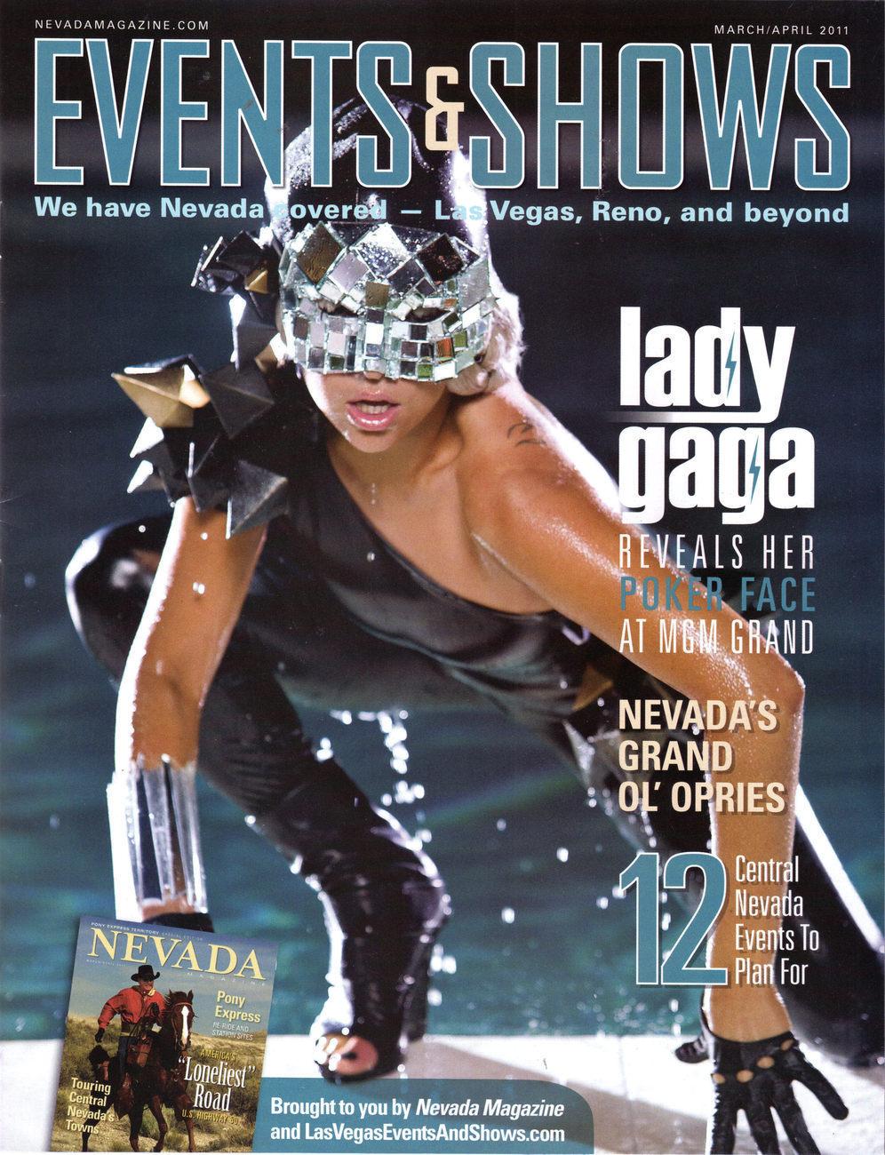 Events shows lady gaga