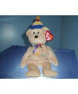 Happy Birthday TY Beanie Baby MWMT 2006 - $4.99