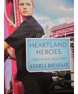 Heartland Heroes Christian Romance Mysteries 3 in 1 - $7.99