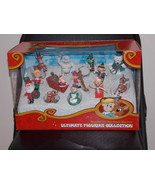 Rudolph The Red Nosed Reindeer Ultimate Figurin... - $79.99