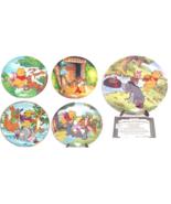 Disney Winnie the Pooh Eeyore Tigger Piglet Collector Plate Bradford Exc... - $49.95