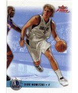 2003-04 Fleer Focus Dirk Nowitzki Dallas Mavericks - $1.50