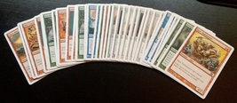 MTG Magic The Gathering Lot 35+ Cards Eighth 8th Edition - NEW - $4.99