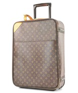 Authentic LOUIS VUITTON Pegase 50 Monogram Canvas Travel Rolling Suitcas... - $1,490.00