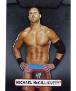 2010 Topps WWE Platinum Michael McGillicutty RC rookie - $2.00