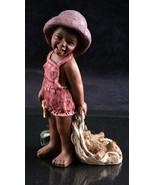 All God's Children - Cheri - Item # 1574, New in Box With Certificate - $40.00