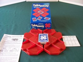 Takeaway Card Game Jax Ltd 2000 Complete VGC - $9.00