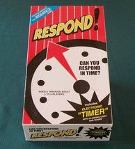 Respond Game Jax Ltd 2000 Complete VGC - $9.00