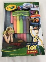 Crayola Toy Story 3 - 3D Washable Sidewalk Activity Set - $24.74