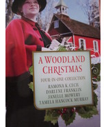 A Woodland Christmas Christian Romance Mysteries 4 in 1 - $7.99