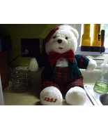 1993 KMart Holiday Plush Bear - $20.00