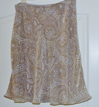 Express Ladies Paisley Skirt Size 6 Excellent Buy! - $12.82