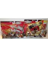 LOT ✰ Power Rangers Megaforce Red Ranger Ultra Dragon Sword Bandai Zord ... - $64.00