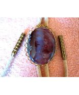 CLASSICALLY BEAUTIFUL, TRI COLOR BOLO, GOLDTONE... - $78.76