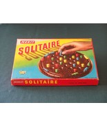 Merit Solitaire J & L Randall Ltd 1960 Made In England - $9.50
