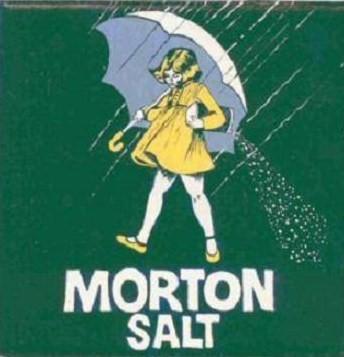 Tile  morton salt