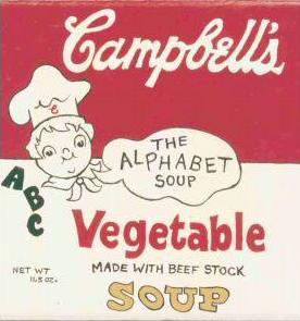 Tile  campbell s soup