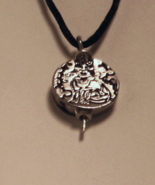 Rare Cat Locket for Oils with an Oil of Our Choice - $21.00
