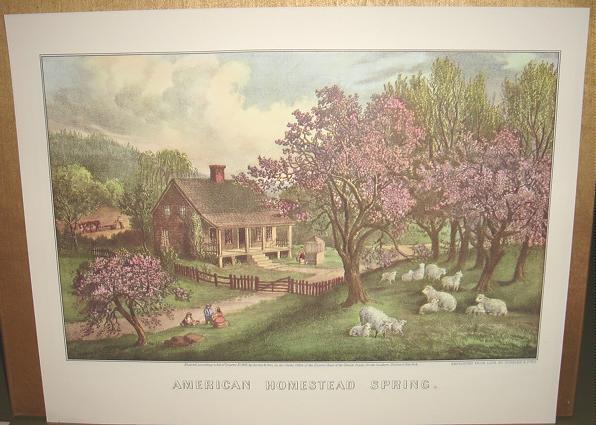 Currier american homestead spring